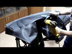 Перетяжка панели ford focus 3 - YouTube Custom Car Interior, Car Interior Design, Truck Interior, Automotive Upholstery, Car Upholstery, Ford Focus, Focus 3, Camaro Interior, Patrol Gr