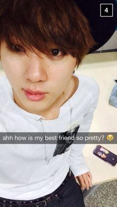 Aw stop it Jin Bts Jin, Bts Bangtan Boy, Bts Boys, Jimin, Snapchat Message, Kpop Snapchat, Kdrama, Bts Snapchats, Bts Scenarios