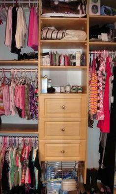 Children Closet Design Ideas - California Closets DFW | Kids Rooms ...