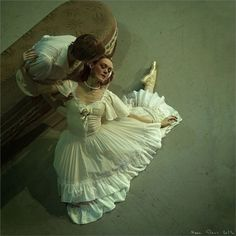 "Ulyana Lopatkina Ульяна Лопаткина and Andrey Ermakov Андрей Ермаков, ""Marguerite and Armand"" choreography by Sir Frederick Ashton, Mariinsky Ballet"