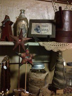 primitive decor | Share