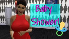 Brittpinkie has released a new mod, the baby shower mod, and we had to show it off! You can throw a party to celebrate your pregnant sims and the baby their . Sims Baby, Sims 4 Toddler, Toddler Hair, Sims 4 Cc Skin, Sims Cc, The Sims 4 Cabelos, Boy Toddler Bedroom, Sims 4 Cc Shoes, New Mods