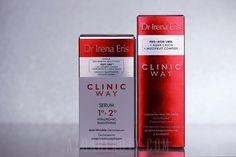 Dr Irena Eris Clinic Way  #polskiekosmetyki #skincare #pielęgnacja #drirenaeris #clinicway #antiwrinkle #kwashialuronowy #hyaluronicacid