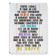 Step Forward Wall Art - It's all true. This is what happened in my life and it has changed me forever. Great Quotes, Quotes To Live By, Me Quotes, Inspirational Quotes, Funny Quotes, Have Faith In Yourself, Wall Art Quotes, Quote Wall, Quote Board