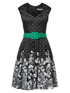 Belle Bloom Dress