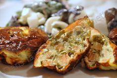flan au saumon fumé et haricots verts dukan