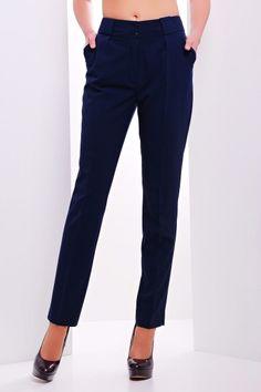 брюки Стэйси синий