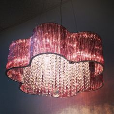 Gorgeous crystal lighting! Item @Creative Creations, Inc. USA ...