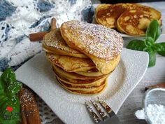 Zrób to smacznie           : DYNIOWE PLACKI Z CYNAMONEM Pancakes, Breakfast, Food, Morning Coffee, Essen, Pancake, Meals, Yemek, Eten