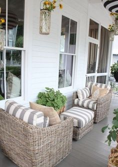 Wicker Furniture For Indoors & Outdoors | ComfyDwelling.com
