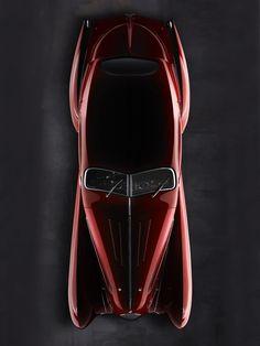 1938 Alfa Romeo 8C 2900 Mille Miglia Spider