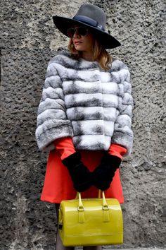 Street Styles From Milan