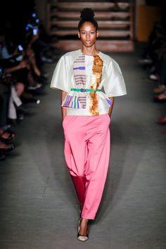 AFRICA AFRICANS #MODA - Primavera-Estate 2016 - #fashion #catwalk #sfilate #fashion