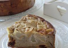 Ma petite cuisine gourmande sans gluten ni lactose: Clafoutis aux poires, pruneaux et cranberries et aux farine de riz et farine de sarrasin