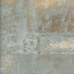 Neu-Vlies-Tapete-47213-Stein-Muster-Bruchstein-gold-grau-metallic-schimmernd
