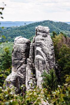 Czech nature ... - null Mount Rushmore, Mountains, Nature, Travel, Naturaleza, Viajes, Destinations, Traveling, Trips