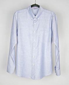 www.sockhopny.com - customizable shirts w/ monogram, finishing, fit, etc. $200