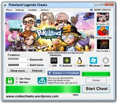The new Pokeland Legends Hack Cheat it's available for download. Pokeland Legends Hack Cheat is working, updated with zero downtime.