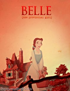 Belle (The Provincial Girl) - disney-princess Photo