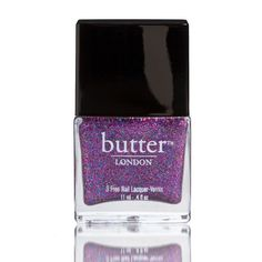 NEW! butter LONDON Fall 2012 Nail Lacquer Collection. Lovely Jubbly