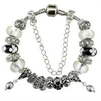 Fashion gifts for mother, girl friend, best friend charm beads Fit European Pandora Style Jewelry Bracelets & Bangles