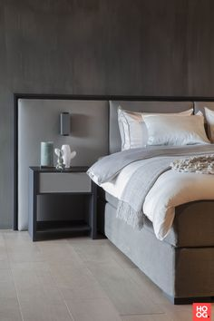 design Remy Meijers for Nilson Beds - Bed; design Remy Meijers for Nilson Beds - Childrens Bedroom Furniture, Modern Bedroom Decor, Bedroom Furniture Sets, Contemporary Bedroom, Bedroom Sets, Furniture Design, Girls Bedroom Colors, Bedroom Wall Colors, Bedroom Wall Designs