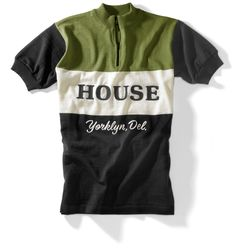 House Industries' Velo Collection is by far one of my favorite projects of the year and the latest addition is this wool jersey. Check out more information at House Industries! Bike Wear, Cycling Wear, Cycling Jerseys, Cycling Outfit, Cycling Clothing, Bicycle Jerseys, Velo Design, Vintage Cycles, Bike Style