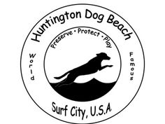 Huntington Dog Beach. Great place to ride the waves and to watch the dogs. Fun even if you don't have a dog!