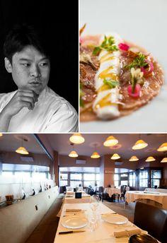 Janvier 2013  UNE BALADE A PARIS: La cuisine française interprétée par des chefs japonais -L'AGAPÉ  http://www.plumevoyage.fr/magazine/voyage/luxe/chefs-japonais-restaurants-paris/