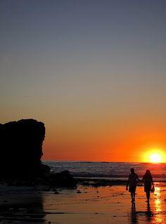 Playa El Tunco, El Salvador. Definition of paradise.