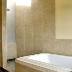 Bathtub And Shower Separate