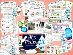 The Mitten resource pack