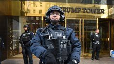 Protecting Donald Trump costing New York City more than $1 million a day and those costs don't go away when he gets to the White House.