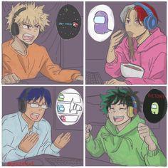 👀 Anime Meme, M Anime, Funny Anime Pics, Fanarts Anime, Cute Anime Guys, Anime Films, Haikyuu Anime, Otaku Anime, Kawaii Anime