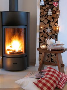 Wood Stove Wall On Pinterest Wood Stoves Wood Stove Hearth And Stoves