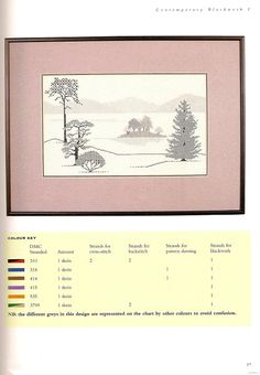 BLACKWORK-esquemas (pág. 41) | Aprender manualidades es facilisimo.com