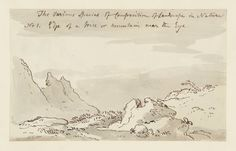 Edge of a Hill or Mountain near the Eye by John Constable c.1823 Pen and ink study  http://www.tate.org.uk/art/images/work/T/T08/T08095_10.jpg