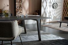 Schon Ein Schöner Tisch Mit Einer Feinen Linie Von Al2. #Tisch #table #Esszimmer
