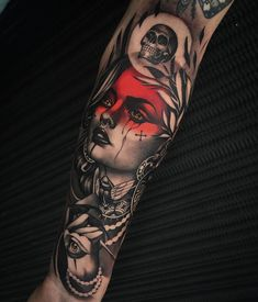 Fusion Tattoo Artwork Artist IG: @kasasink