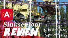 De krankzinnigheid: Antwerpen Sinksenfoor op nieuwe locatie: Spoor Oost