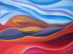 Katayoon Webb - Artist | Painter | Realtor, Vancouver BC Canada - ROAM Gallery