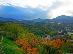 Cyprus Lefkosia Agia Marina tou Ksiliatou village