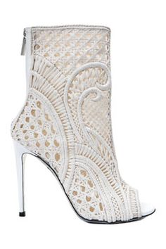 Balmain Spring 2013 Shoes Accessories Index