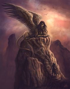 a study of the myths of the riddle of the sphinx Mythical beasts: the greek sphinx posted on march 15, 2015 by greekmythoss according to greek mythology, a sphinx was a terrible creature with the body of a lion offered kingship to the man that could solve the riddle and rid them of the sphinx.