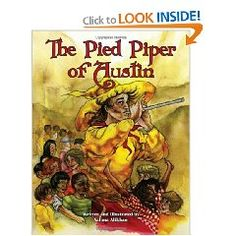The Pied Piper of Austin, by Salima Alikahn