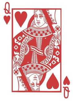 Queen of Hearts Playing Card Poker Blackjack Vinyl Wall Sticker Decal Mad Hatter Costumes, Mad Hatter Party, Tutu Costumes, Queen Of Hearts Tattoo, Queen Of Hearts Card, Hearts Playing Cards, Playing Cards Art, Crazy Hat Day, Crazy Hats