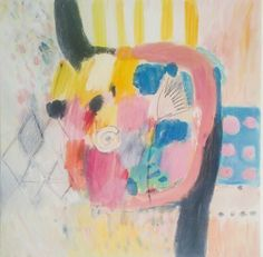 Kobus.m, abstract painting,