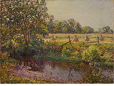 Wilson Henry Irvine- Late Summer