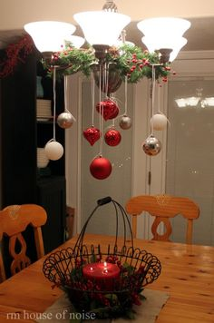 House of Noise... I mean boys.: It's beginning to look a lot like Christmas