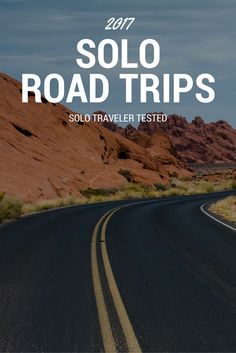 Best Solo Road Trips for 2017, all Solo Traveler Tested - Looking for breathing space? A bit of freedom in your life? A car and an open road will deliver. New York, the Grand Canyon, sea to sky grandeur... there's a lot to be found on these road trips. - solo road trip, road trip alone, travel alone, solo travel, solotravel, driving alone, driving holiday,  http://solotravelerblog.com/best-solo-road-trips/